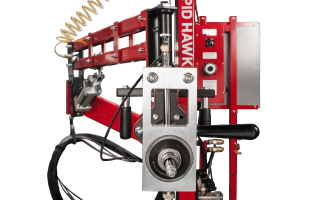 Rapid Hawk Assisted Tube Rolling System