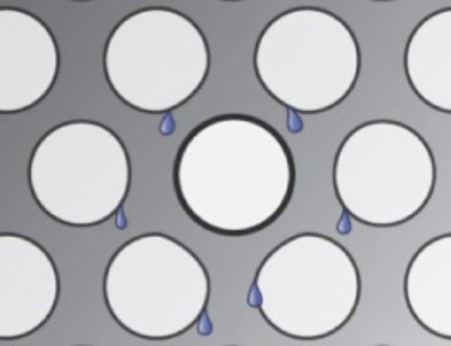 Evite los problemas resultantes por sobre-rolado de tubos