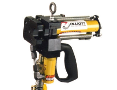 Faster Tube Removal With The Elliott Cyclgrip Semi-Continuous Tube Puller