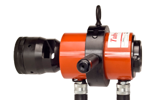 Extractor de Tubos Poderoso Sistema Hidráulico Continuo De Extracción De Tubos
