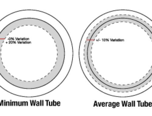 Minimum Vs Average Wall Tubes & Why It Matters