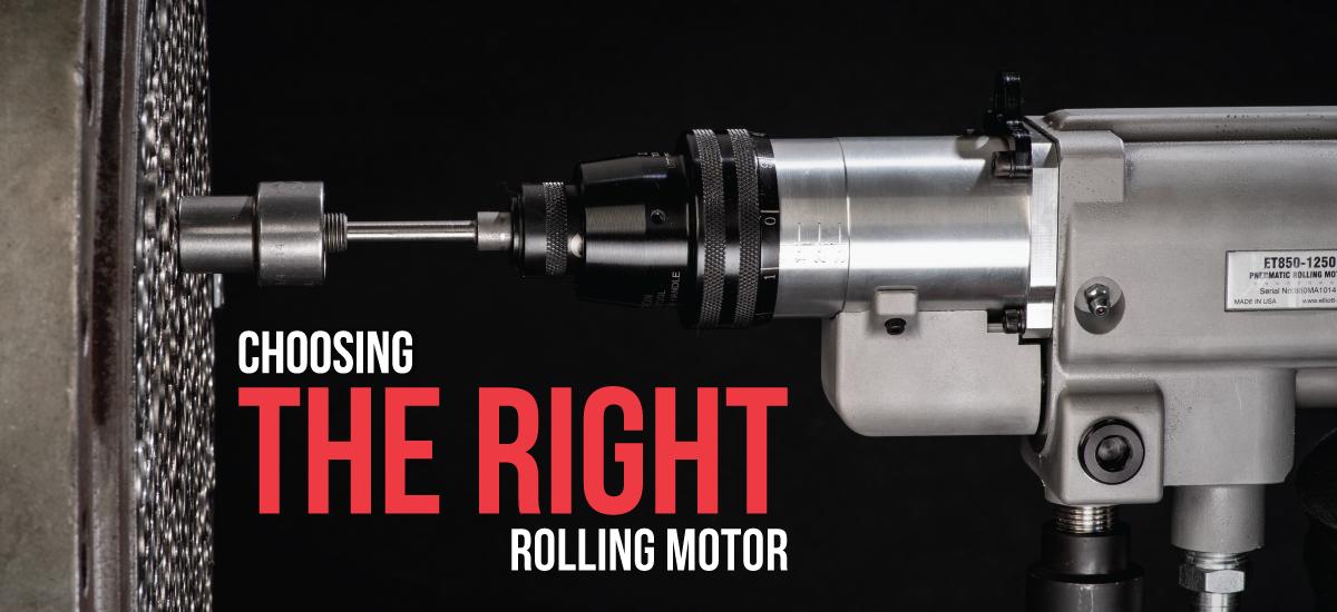 Choosing The Right Motor